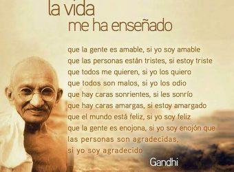 Midfulness Gandhi_La Vida me ha enseñado
